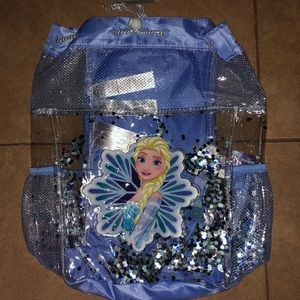 Disney Store Frozen Swim Bag Tote Elsa New 2019